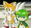 Tails and Cosmo
