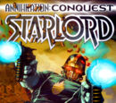Annihilation: Conquest - Starlord Vol 1 1