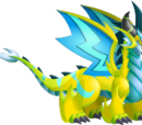 Dragón Eléctrico Doble