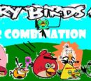 ANGRY BIRDS 11:POWER COMBINATION