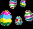 Traditional Grenwog Eggs V