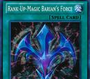 Rank-Up-Magic Barian's Force