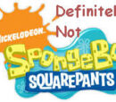 Definitely Not SpongeBob SquarePants