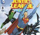 General Mills Presents: Justice League Vol 1 5