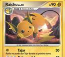 Raichu (Frente Tormentoso TCG)