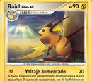 Raichu (Arceus TCG)