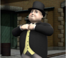 SIR TOPHAM FAT HATT