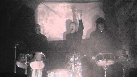 ATOMTRAKT - Flug in den Tod (rough rehearsal video 21MAY2011)