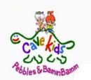 Cave Kids: Pebbles & Bamm Bamm