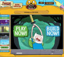 Adventure Time Game Creator