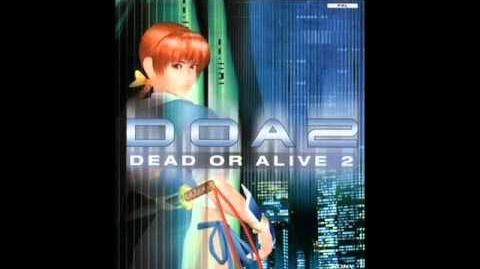 Dead or Alive Dimensions character themes