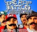 Mario Bros vs Wright Bros/Rap Meanings