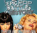 Cleopatra vs Marilyn Monroe/Rap Meanings