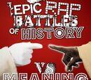 Moses vs Santa Claus/Rap Meanings