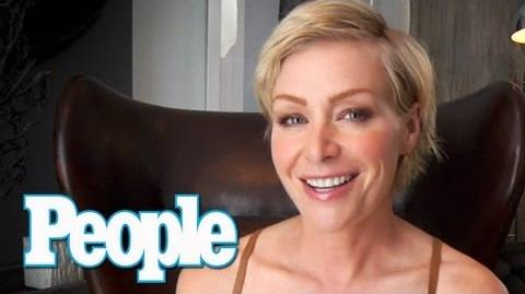 Portia de Rossi 'I Dress Like a Teenager'