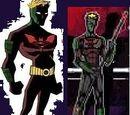 Robin Beyond Suit