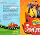 Here Comes the Big Red Car (Album Booklet)