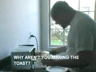 Angry Toaster Man