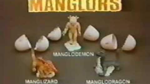 INDEPENDENT COMICS: Manglors