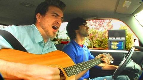 The Fast Food Folk Song