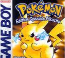 Pokémon Version Jaune