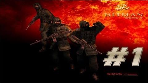 Hitman Codename 47 - Training