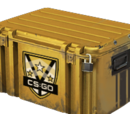 Global Offensive weapon crate