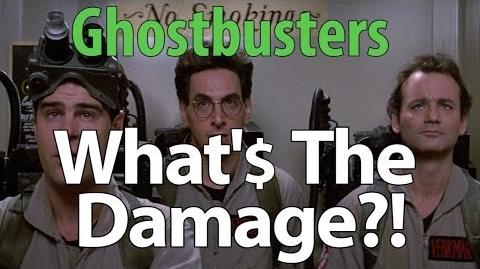 Ghostbusters - What's The Damage?