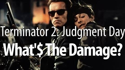 Terminator 2 Judgment Day - What's The Damage?