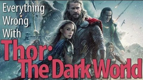 Everything Wrong With Thor The Dark World