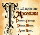 To Call Upon Our Ancestors