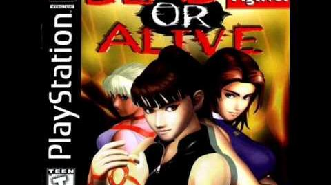 Dead or Alive++ character/stage themes