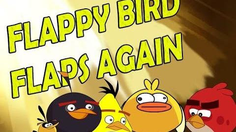 Angry birds and flappy bird
