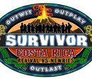 Brian's Facebook Survivor 11: Costa Rica