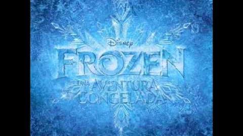 Frozen Una Aventura Congelada - Helado Corazón