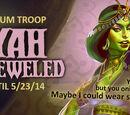 Aliyah the Bejeweled