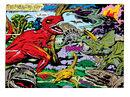 Dinosaurs (Earth-74811) from Devil Dinoaur Vol 1 1 0001.jpg