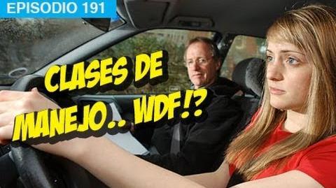 Clases de Conducir Sale Mal!! l whatdafaqshow.com (re-upload)