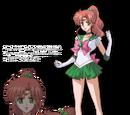 Sailor Jupiter (Crystal)