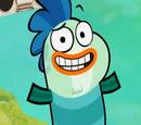 Milo (Fish Hooks)