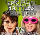 Sarah Palin vs Lady Gaga/Rap Meanings