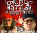 Hulk Hogan and Macho Man vs Kim Jong-il/Rap Meanings