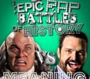 Billy Mays vs Ben Franklin/Rap Meanings