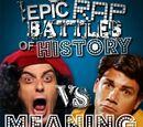 Columbus vs Captain Kirk/Rap Meanings