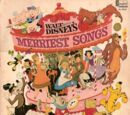 Walt Disney's Merriest Songs