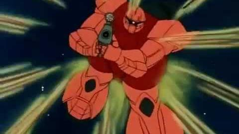 Mobile Suit Gundam - Here Comes Char-1