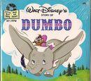 Dumbo (Disney Read-Along)