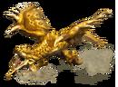 MHP3-Gold Rathian Render 001.png