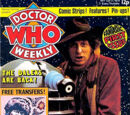 Doctor Who Magazine Vol 1