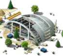 Gas-Vapor Hydroelectric Power Plant